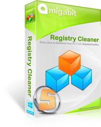 Amigabit Registry Cleaner