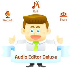 Audio Editor Deluxe
