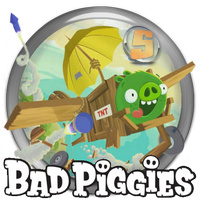 بازی Bad Piggies 1.5.1 برای PC