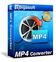 Bigasoft MP4 Converter