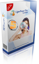 CyberPower Disc Creator