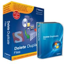 Delete Duplicates Files
