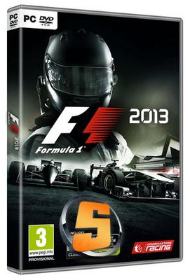 بازی F1 2013 + Update 6 برای PC