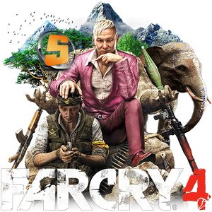 بازی Far Cry 4 + Update 1.8 برای PC  فارکرای 4