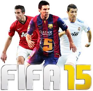 بازی FIFA 15 Ultimate Edition + Update 4 برای PC فیفا 15