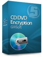 GiliSoft CD DVD Encryption 3.2.0 رمزگذاری CD/DVD