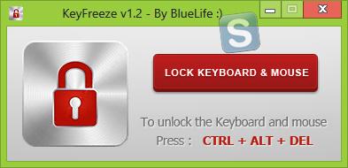 KeyFreeze