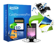 LionSea MicroSD Card Recovery