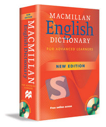 Macmillan English Dictionary for Advanced Learners 2nd