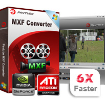 Pavtube MXF Converter