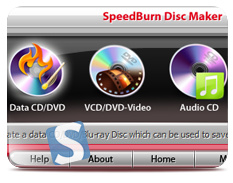 SpeedBurn Disc Maker