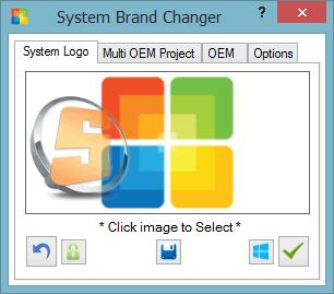 System Logo Changer