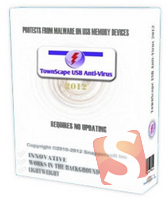Townscape USB Anti-Virus