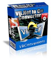 VB.Net to C Sharp Converter