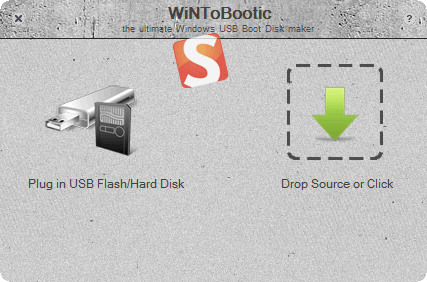 WiNToBootic 2.2.1 ساخت فلش بوت برای نصب ویندوز کامپیوتر