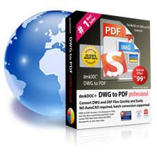 deskDOC DWG to PDF