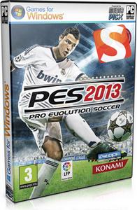 Pro Evolution Soccer 2013 + Update 1.04 - نسخه کامل بازی PES 2013 برای PC