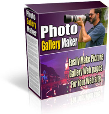 Photo Gallery Maker 2.82