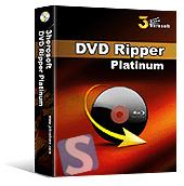 3herosoft DVD Ripper Platinum 4.0.8 Build 1207 - مبدل DVD
