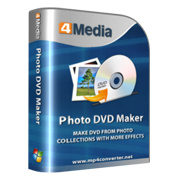 4Media Photo DVD Maker