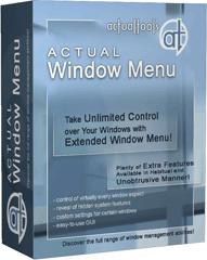 Actual Window Menu