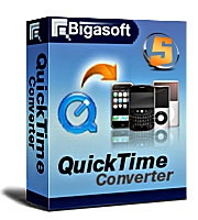 Bigasoft QuickTime Converter