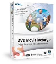 Corel DVD Movie Factory