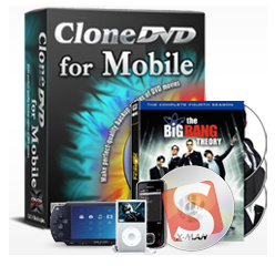 DVD X Studios CloneDVD for Mobile