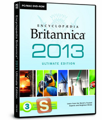 Encyclopaedia Britannica 2013 Ultimate Edition