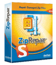 GetData Zip Repair Pro for Windows