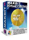 MakBit Virtual CD/DVD