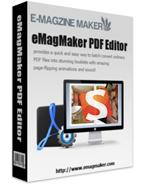 eMagMaker PDF Editor 2.0.0 - ویرایش فایل های PDF
